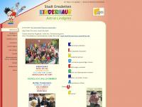 kinderhaus-astrid-lindgren.de Webseite Vorschau