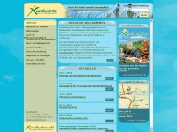 xundwaerts.at Webseite Vorschau