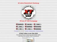 xt-500.de Webseite Vorschau