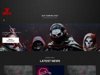 2d4-gaming.net Webseite Vorschau