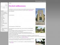 kirchengemeinde-schuby.de Webseite Vorschau