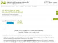 zahnversicherung-online.de