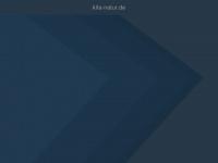 kita-natur.de Webseite Vorschau