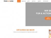 kindersportschule.ch Webseite Vorschau