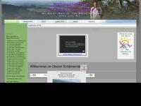 walking-und-wandern.com Webseite Vorschau