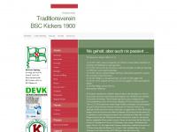 kickers1900.de Thumbnail