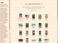 calculators.de