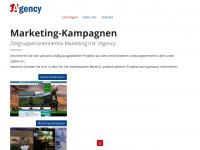 1agency.de Webseite Vorschau