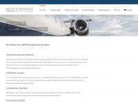 phbraasch.com Webseite Vorschau