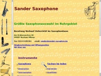 saxofone.com