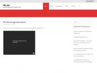 i4c.eu Webseite Vorschau