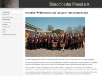 Blasorchester-praest.de