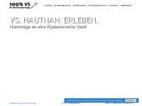 100prozent-vs.de Webseite Vorschau