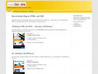 little-boxes.de Webseite Vorschau
