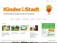 kids-ulm.de Webseite Vorschau