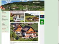 1a-schwarzwald.de Webseite Vorschau