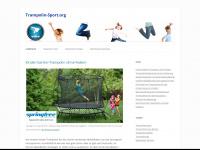 trampolin-sport.org Webseite Vorschau