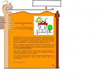 kitaverein.de Webseite Vorschau