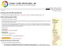clean-code-developer.de