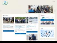 jvb-bayern.de Webseite Vorschau