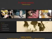 amadia.de Webseite Vorschau