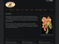 swinging-puppets.de Webseite Vorschau