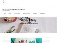 lokale-buendnisse-fuer-familien.de Webseite Vorschau