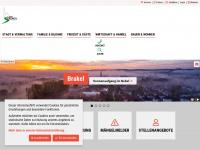 brakel.de Webseite Vorschau
