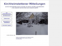 Kirchheimstettener.de