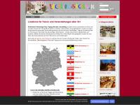 location-suchen.de Webseite Vorschau