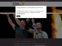 kisslinger-kristall.com Webseite Vorschau