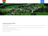 hauenstein-ifenthal.ch