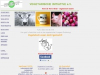 vegetarische-initiative.de