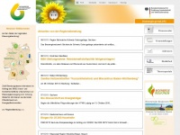 bioenergie-portal.info Webseite Vorschau
