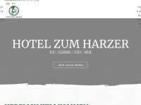 zum-harzer.de Webseite Vorschau