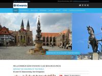 kiwanis-braunschweig.de Webseite Vorschau