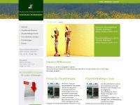 physiotherapie-mummert.de Webseite Vorschau