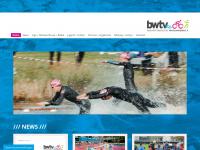 baden-wuerttembergischer-triathlonverband.de Webseite Vorschau