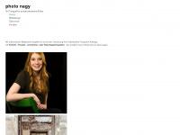 photo-nagy.at Webseite Vorschau