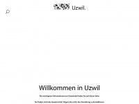 uzwil.ch Webseite Vorschau