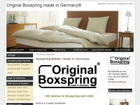 boxspring.de