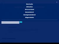 cdu-mueden.de Webseite Vorschau