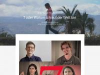 7oderwarumichaufderweltbin-derfilm.de Webseite Vorschau