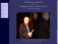 swinghouse-allstars.de Webseite Vorschau