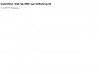 guenstige-reiseruecktrittsversicherung.de