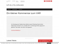spielfeldrand-magazin.de