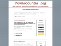 powercounter.org