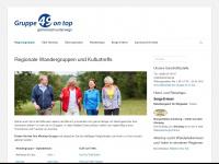 49ontop.de Webseite Vorschau