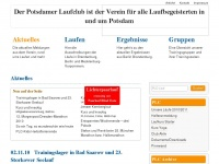 potsdamer-laufclub.de