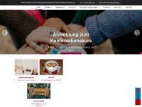 kirchengemeinde-staaken.de Webseite Vorschau